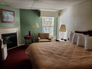Bangor Maine Hotel Room With King Bed